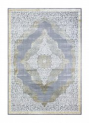 Wilton rug - Kameha Medallion (gold)