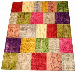 Patchwork Vintage Carpet 250 x 198 cm