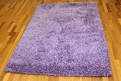 Shaggy rugs - Fancy (purple)