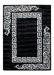 Wilton rug - Miami (black)