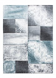 Wilton rug - Hawaii (white/grey/light blue)
