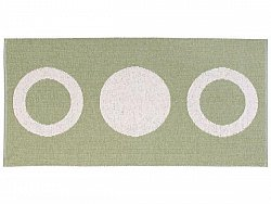 Plastic Mats - The Horredmatta Circle (olive)