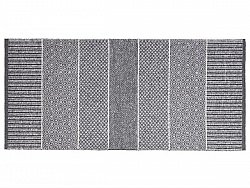 Kitchen rug (plastic/cotton) - The Horredmatta Alice Mix (grey)