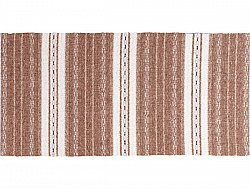 Kitchen rug (plastic/cotton) - The Horredmatta Asta Mix (beige)