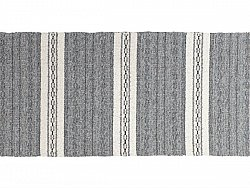 Kitchen rug (plastic/cotton) - The Horredmatta Asta Mix (grey)