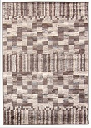 Rug 160 x 230 cm (wilton) - Baghlan (brown-grey)