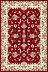 Wilton rug - Begonia (red)