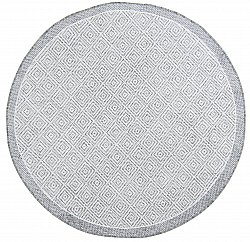 Round rug - Monsaraz (grey)