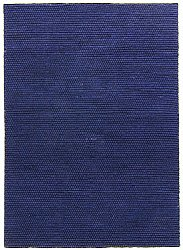 Wool rug - Avafors Wool Bubble (blue)