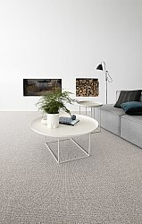 Wall-to-wall carpet - Cantana Dubio (medium beige)