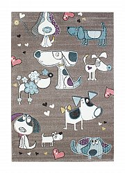 Childrens rugs - Caruba Dogs