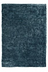Rug 133 x 190 cm (shaggy rugs) - Cosy (blue/green)