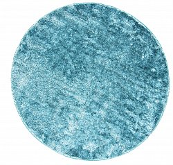 Round rugs - Cosy (blue/green)