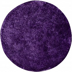 Round rugs - Cosy (purple)