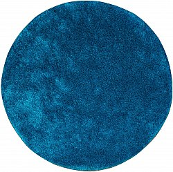 Round rugs - Cosy (turquoise)