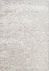 Rug 133 x 190 cm (shaggy rugs) - Cosy (white)
