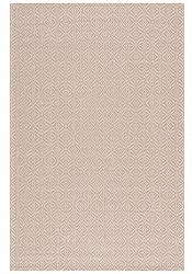 Cotton rug - Hvitanes (beige)