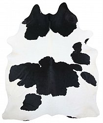Cowhide - black and white 35