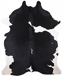 Cowhide - black and white 113