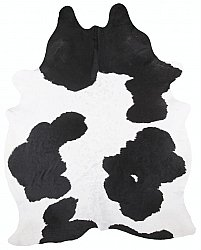 Cowhide - black and white 07