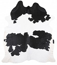 Cowhide - black and white 119