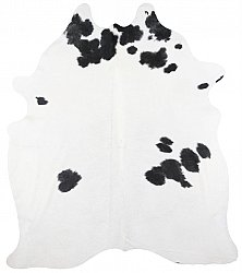 Cowhide - black and white 122