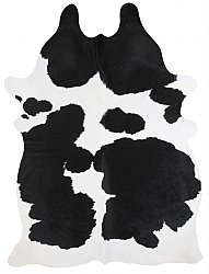 Cowhide - black and white 263