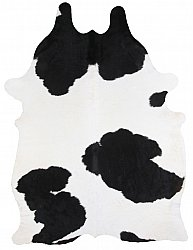 Cowhide - black and white 275