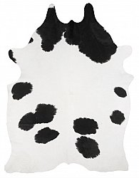 Cowhide - black and white 146