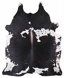 Cowhide - black and white 164