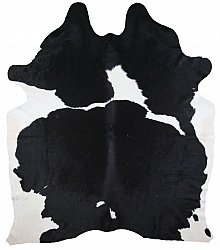 Cowhide - black and white 64