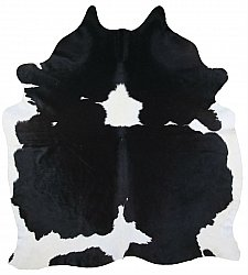 Cowhide - black and white 66