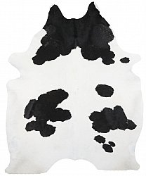 Cowhide - black and white 138