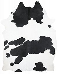 Cowhide - black and white 83