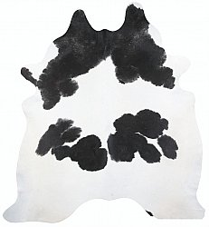 Cowhide - black and white 94