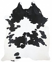 Cowhide - black and white 95