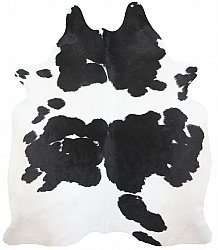 Cowhide - black and white 143
