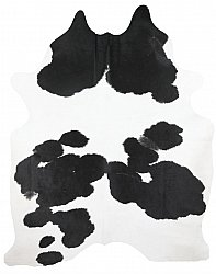 Cowhide - black and white 98