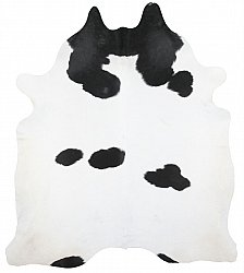 Cowhide - black and white 152