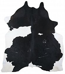 Cowhide - black and white 187