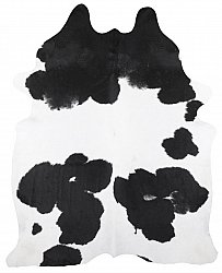 Cowhide - black and white 221