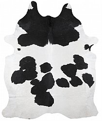 Cowhide - black and white 225
