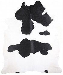 Cowhide - black and white 247