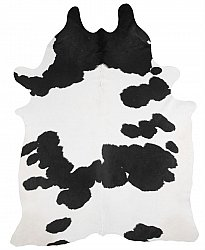 Cowhide - black and white 315