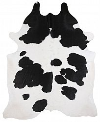 Cowhide - black and white 324