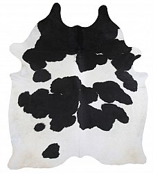 Cowhide - black and white 325