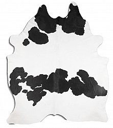 Cowhide - black and white 22