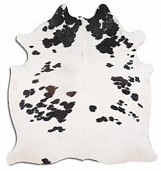 Cowhide - black and white 28
