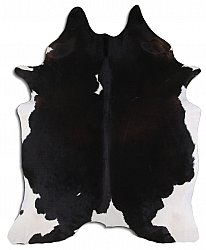 Cowhide - black and white 36