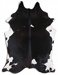 Cowhide - black and white 37